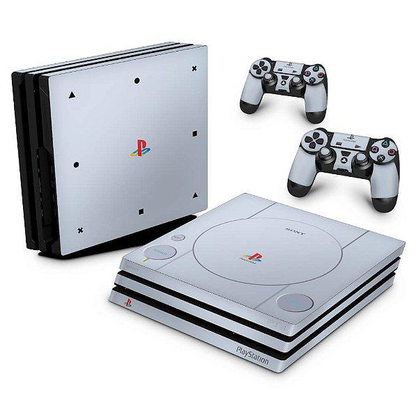 PS4 Pro Skin - Sony Playstation 1