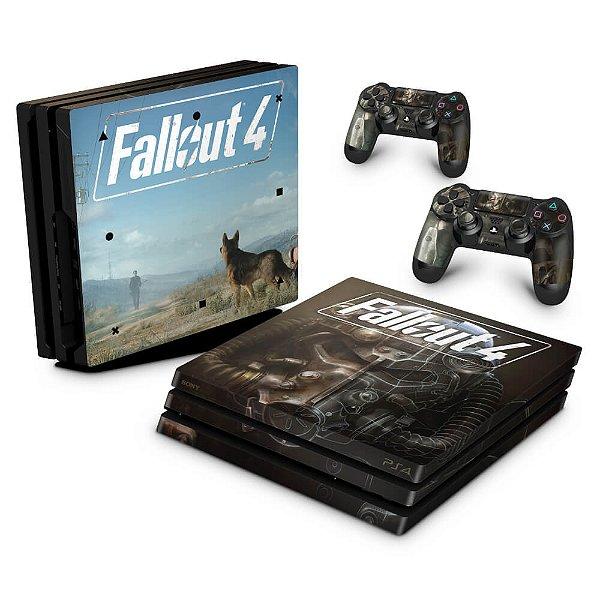 PS4 Pro Skin - Fallout 4