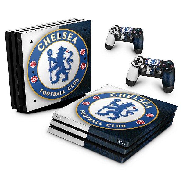 PS4 Pro Skin - Chelsea