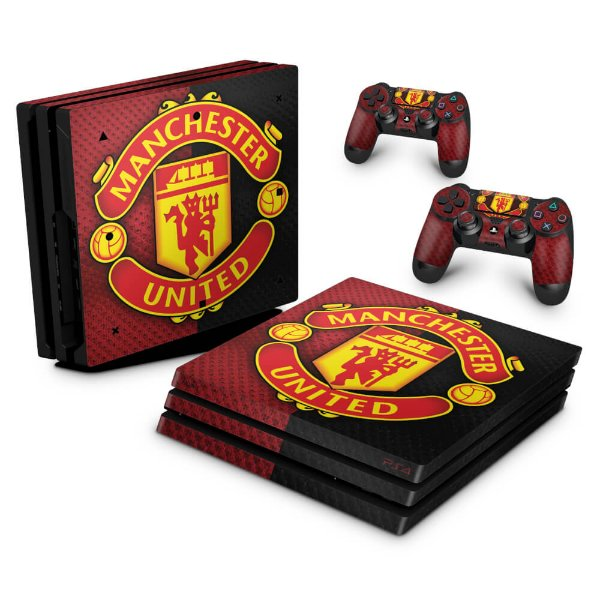 PS4 Pro Skin - Manchester United