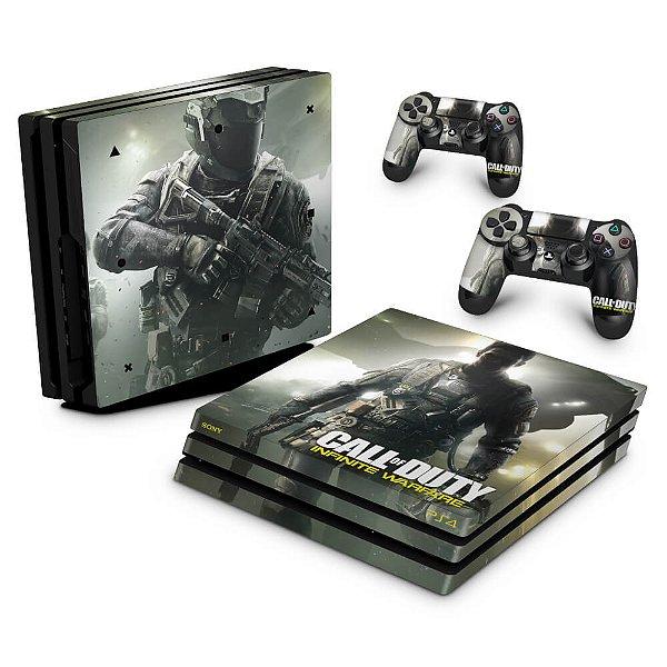 PS4 Pro Skin - Call of Duty: Infinite Warfare