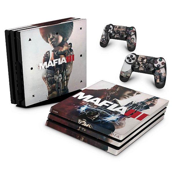 PS4 Pro Skin - Mafia 3