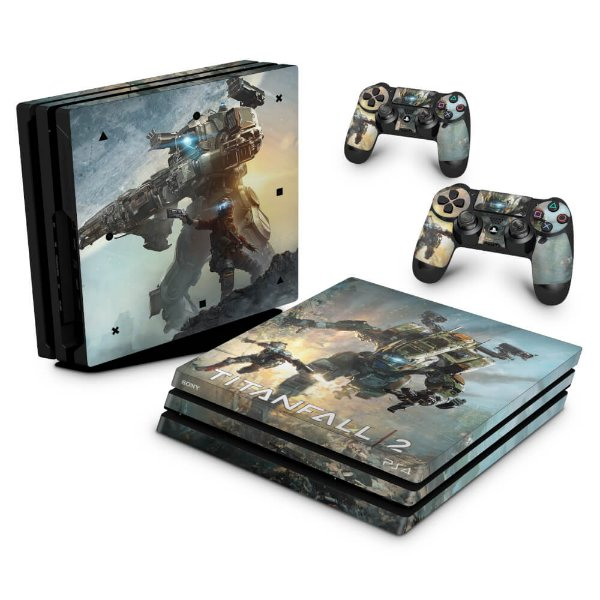 PS4 Pro Skin - Titanfall 2 #a