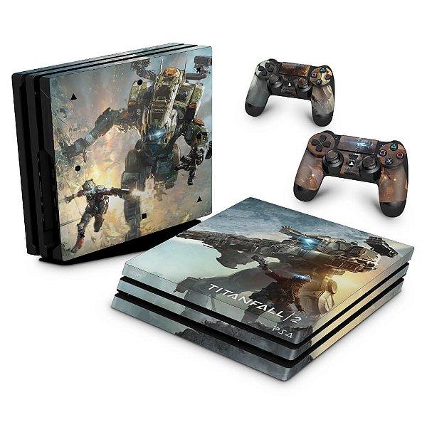 PS4 Pro Skin - Titanfall 2 #b