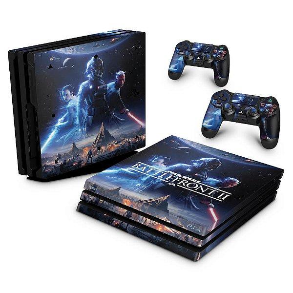 PS4 Pro Skin - Star Wars - Battlefront 2