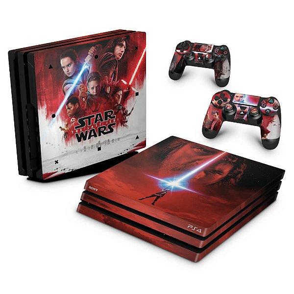 PS4 Pro Skin - Star Wars The Last Jedi
