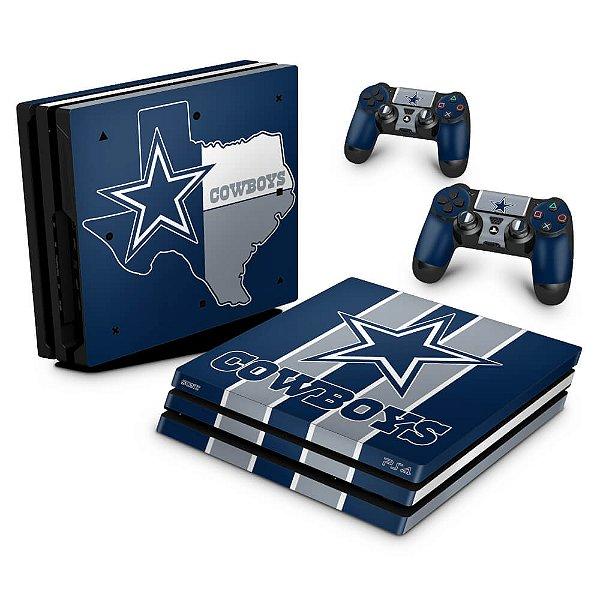 PS4 Pro Skin - Dallas Cowboys NFL