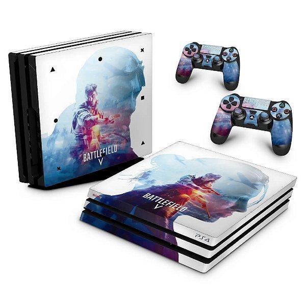PS4 Pro Skin - Battlefield V