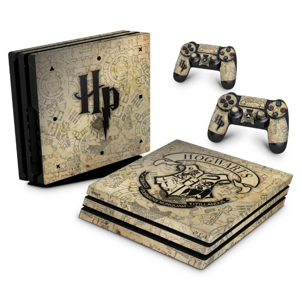 PS4 Pro Skin - Harry Potter