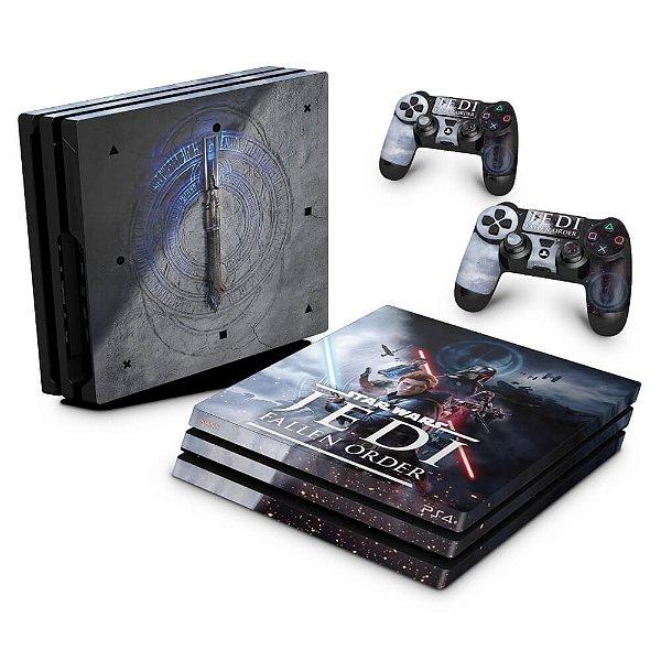 PS4 Pro Skin - Star Wars Jedi Fallen Order