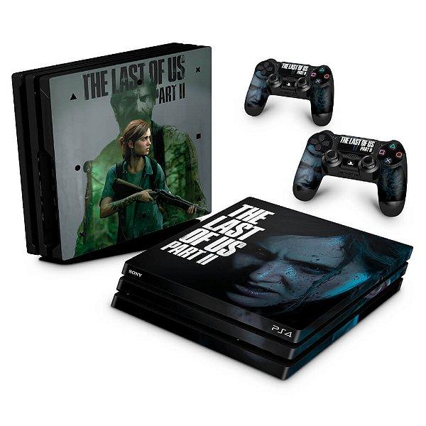 PS4 Pro Skin - The Last Of Us Part 2 II B