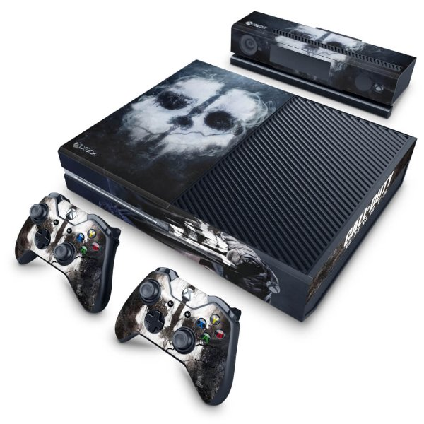Xbox One Fat Skin - Call of Duty Ghosts