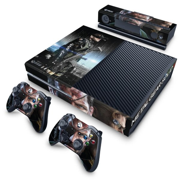 Xbox One Fat Skin - Metal Gear Solid V