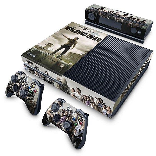 Xbox One Fat Skin - The Walking Dead
