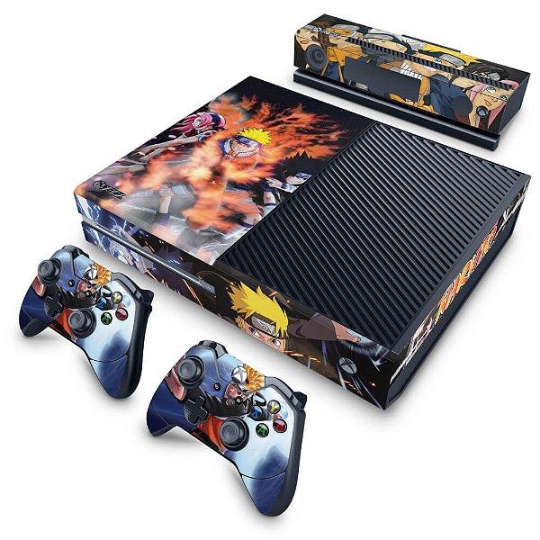 Xbox One Fat Skin - Naruto