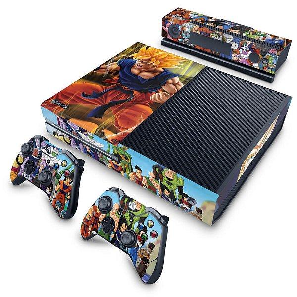 Xbox One Fat Skin - Dragon Ball Z