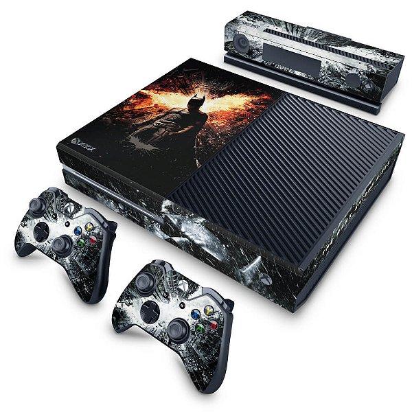 Xbox One Fat Skin - Batman - The Dark Knight