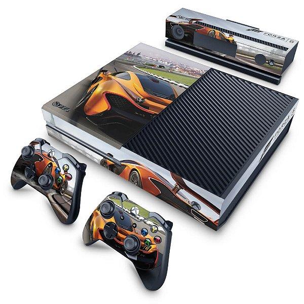 Xbox One Fat Skin - Forza Motor Sport