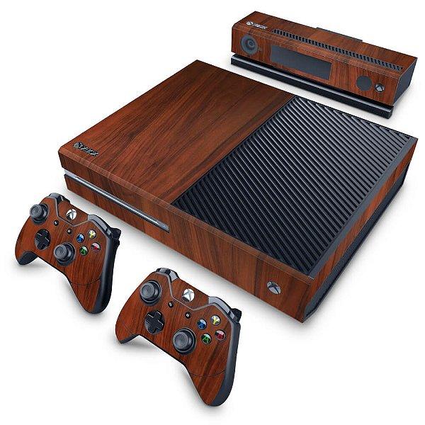 Xbox One Fat Skin - Madeira