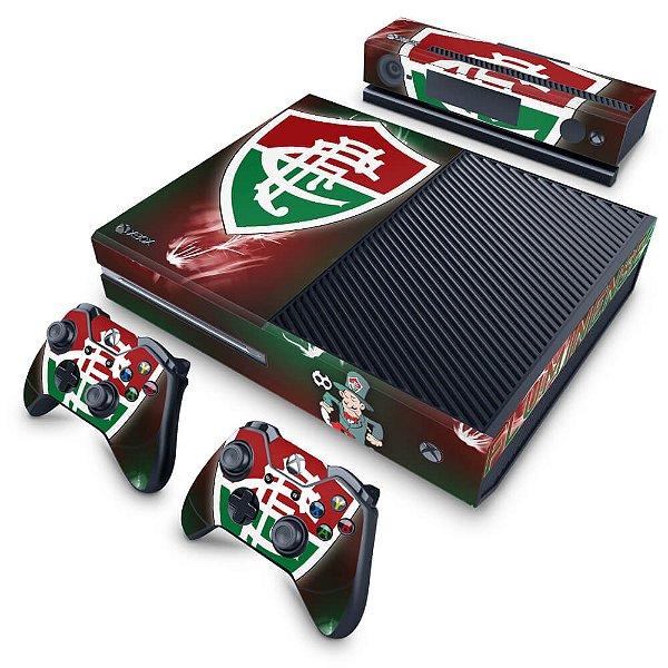 Xbox One Fat Skin - Fluminense