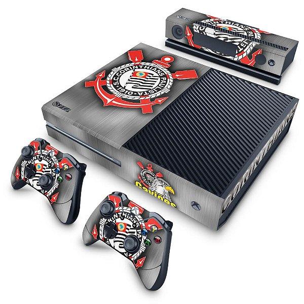 Xbox One Fat Skin - Corinthians