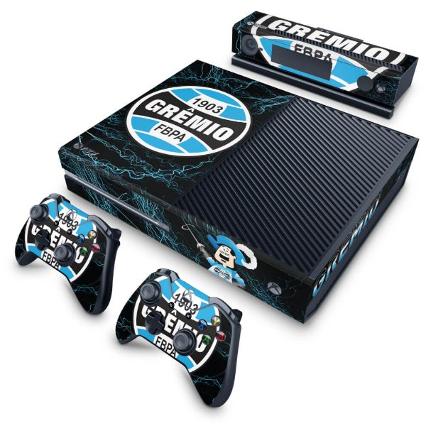 Xbox One Fat Skin - Gremio