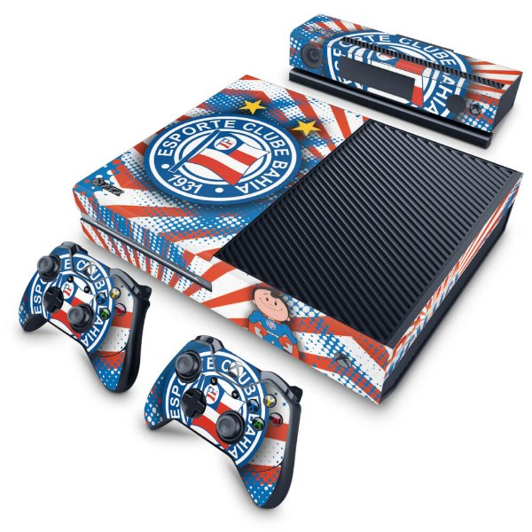 Xbox One Fat Skin - Bahia