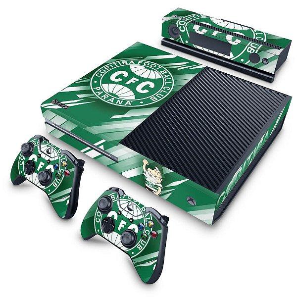 Xbox One Fat Skin - Coritiba