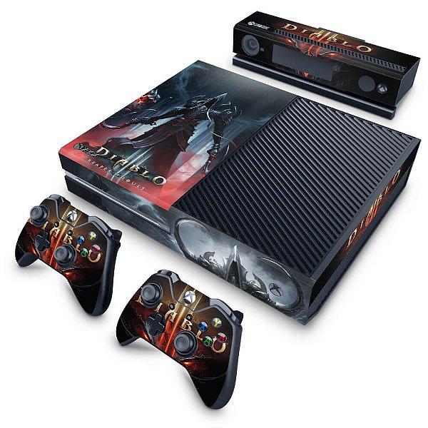 Xbox One Fat Skin - Diablo