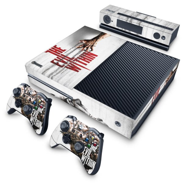 Xbox One Fat Skin - The Evil Within