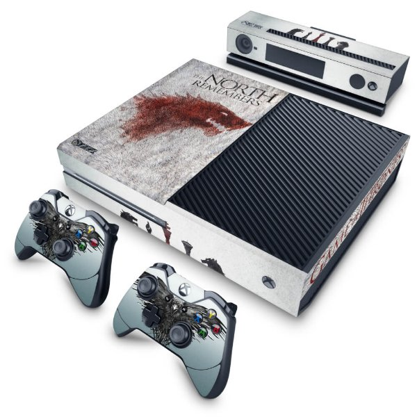 Xbox One Fat Skin - Game of Thrones #A