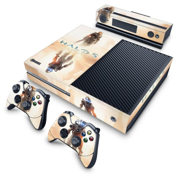 Xbox One Fat Skin - Halo 5: Guardians #A