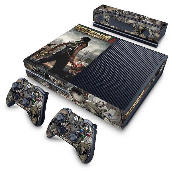 Xbox One Fat Skin - Dead Rising 3
