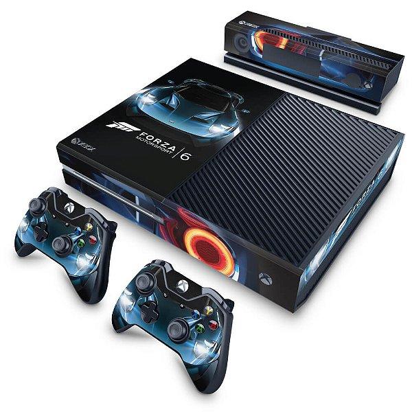 Xbox One Fat Skin - Forza Motor Sport 6