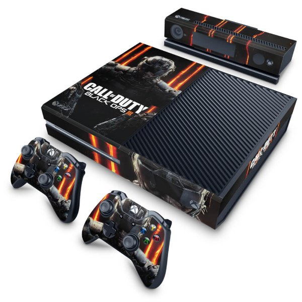 Xbox One Fat Skin - Call of Duty Black Ops 3