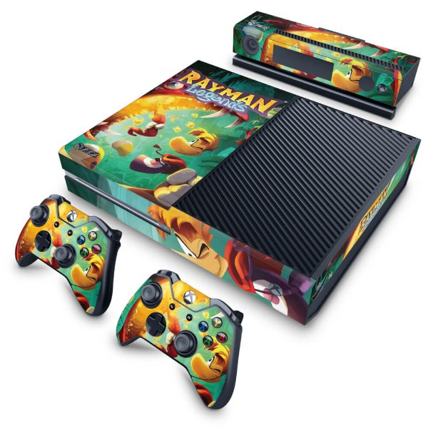Xbox One Fat Skin - Rayman Legends