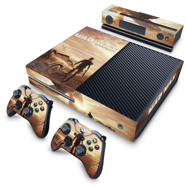 Xbox One Fat Skin - Mad Max