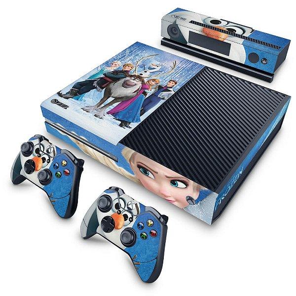 Xbox One Fat Skin - Frozen