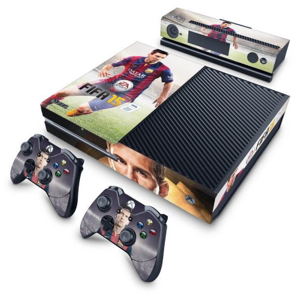 Xbox One Fat Skin - FIFA 15
