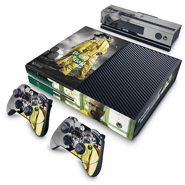Xbox One Fat Skin - Breaking Bad