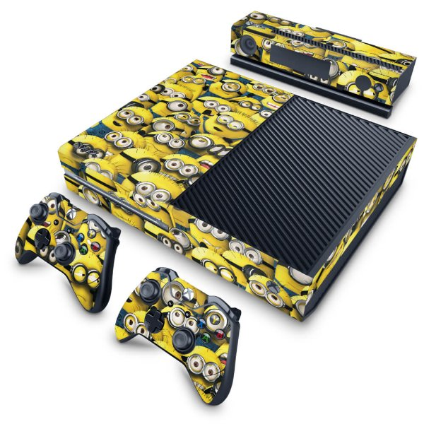 Xbox One Fat Skin - Minions
