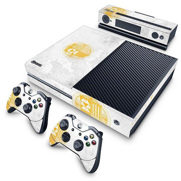 Xbox One Fat Skin - Destiny Limited Edition