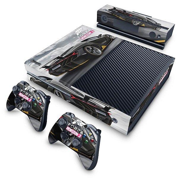 Xbox One Fat Skin - Forza Horizon 3