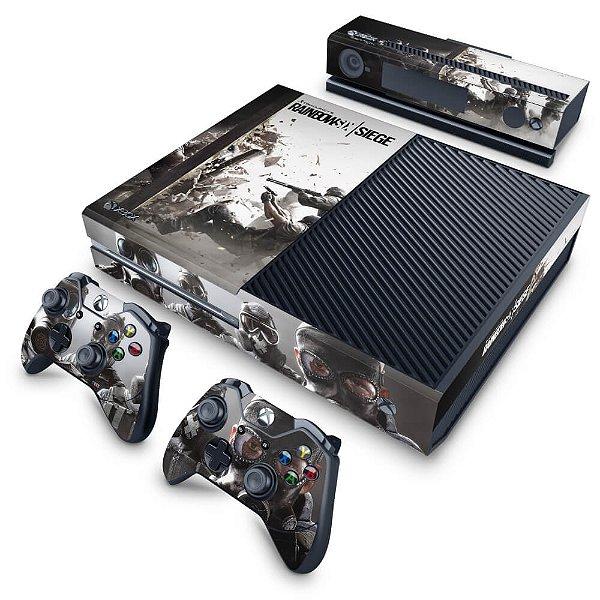 Xbox One Fat Skin - Tom Clancy's Rainbow Six Siege