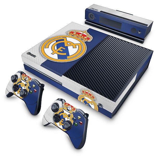 Xbox One Fat Skin - Real Madrid