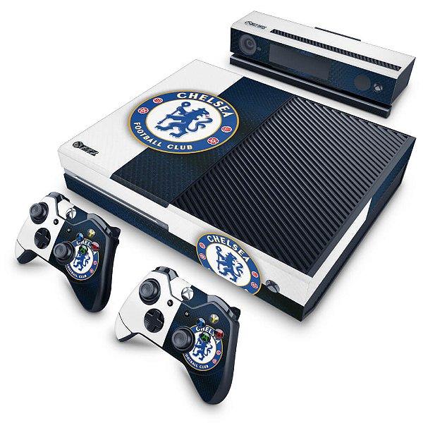 Xbox One Fat Skin - Chelsea