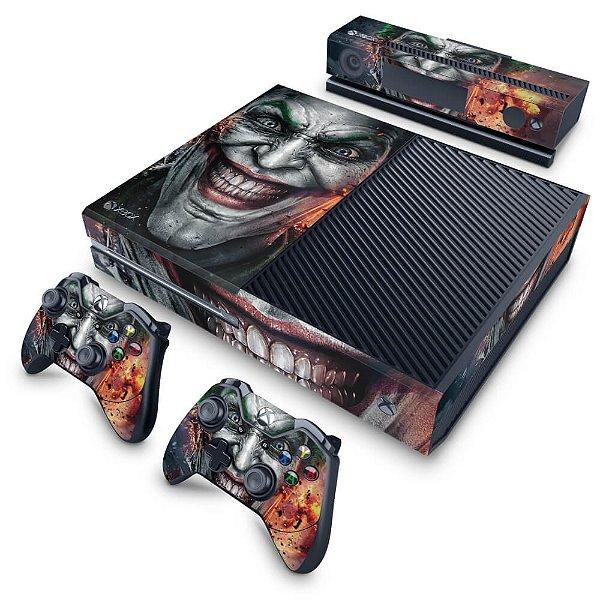 Xbox One Fat Skin - Coringa - Joker #A