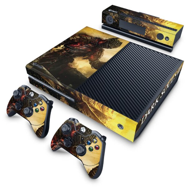 Xbox One Fat Skin - Dark Souls 3