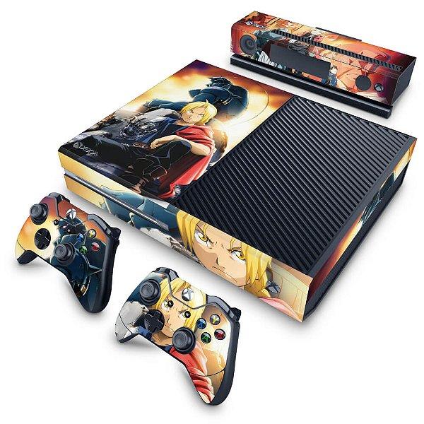 Xbox One Fat Skin - Fullmetal Alchemist: Brotherhood
