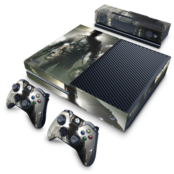 Xbox One Fat Skin - Call of Duty: Infinite Warfare